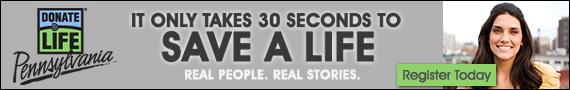 40721194 - Donate Life Pennsylvania Campaign