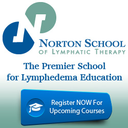 1424386 - Norton School of Lymphatic Therapy Campaign