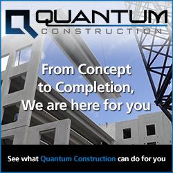 Quantum Construction ad