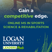 40931383 - Logan University - Doctor of Chiropractic Degree Campaign