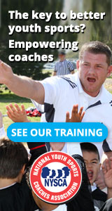 97901 - National Alliance for Youth Sports Campaign